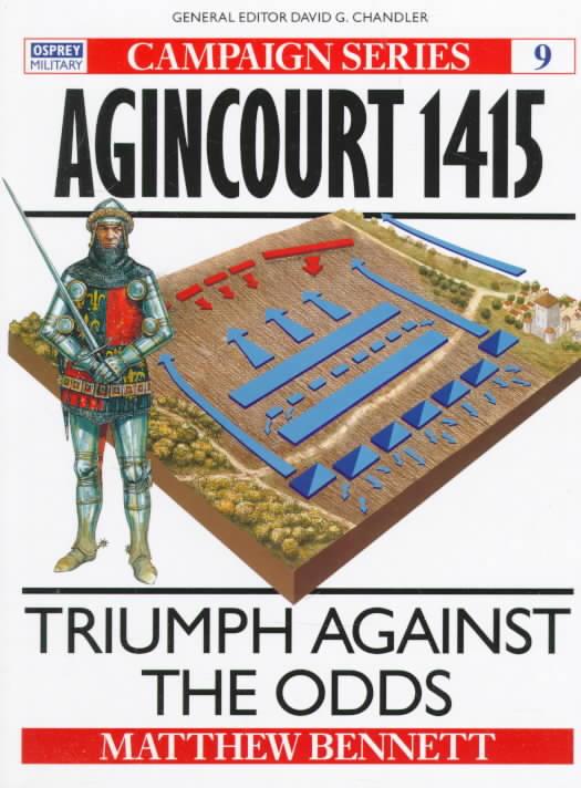 Agincourt 1415 By Bennett, Matthew